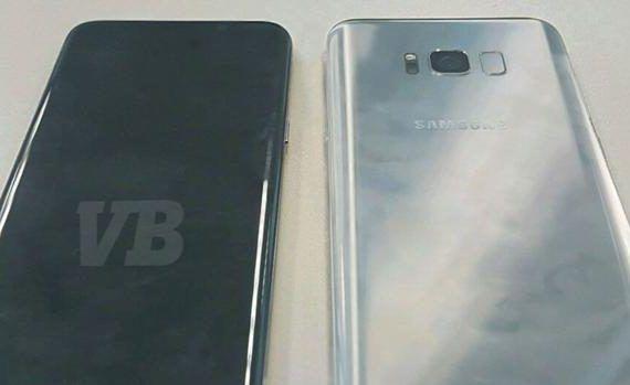 Evleaks Samsung Galaxy S8