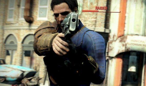 Fallout 4 parche PS4 Pro