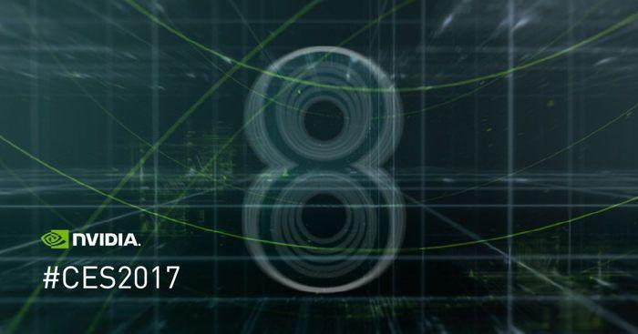 GTX 1080 Ti chip Titan X CES 2017