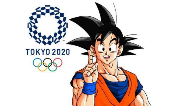 Gokú Tokio 2020