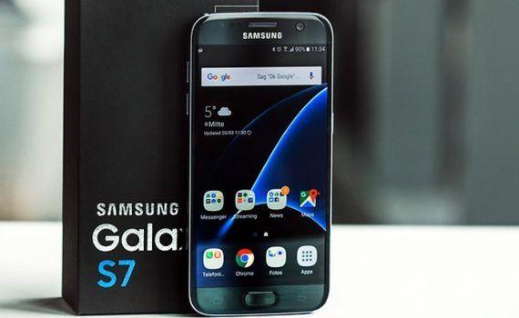 Samsung Galaxy Android 7.0 Nougat