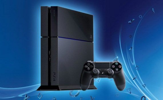 Sony PS4 firmware 4.5