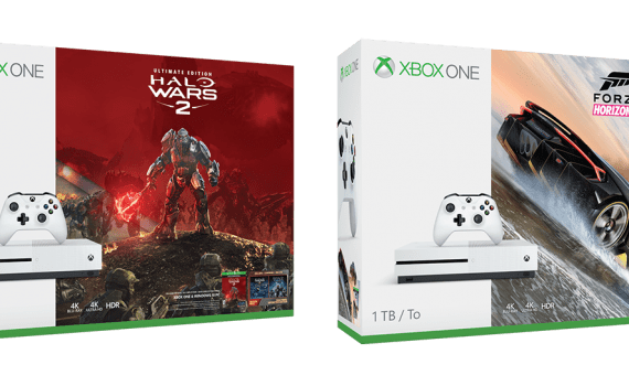 Xbox One S bundles 2017