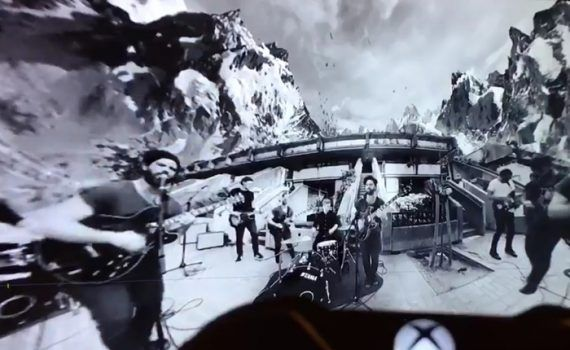 Xbox One videos 360º