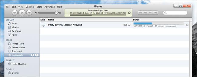 iTunes 14