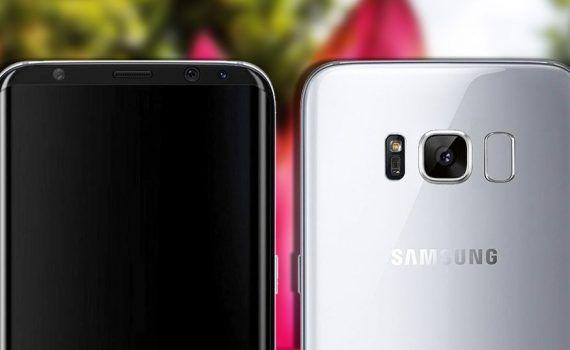 Cámara fotos Samsung Galaxy S8 1