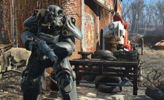 Fallout 4 PlayStation 4