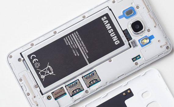 Samsung Galaxy S8 baterías