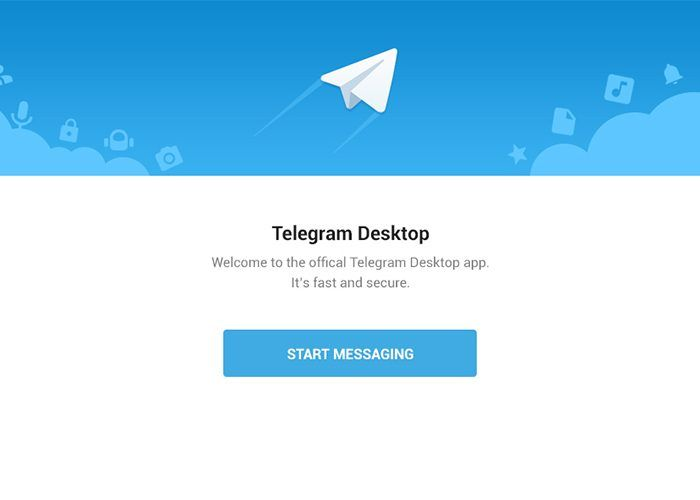 Telegram Windows 10