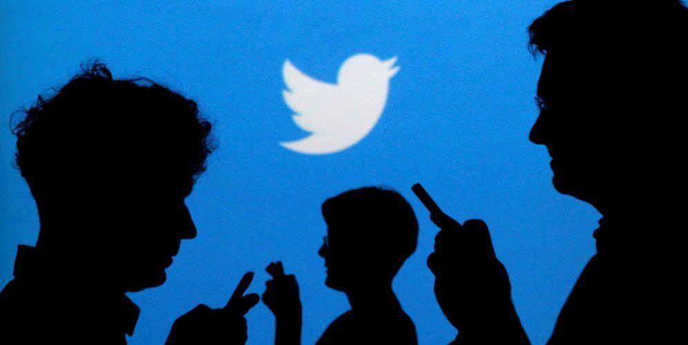 Twitter caída bolsa