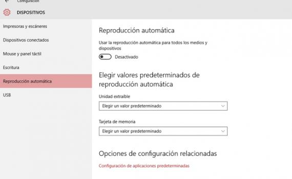 Windows 10 autorun