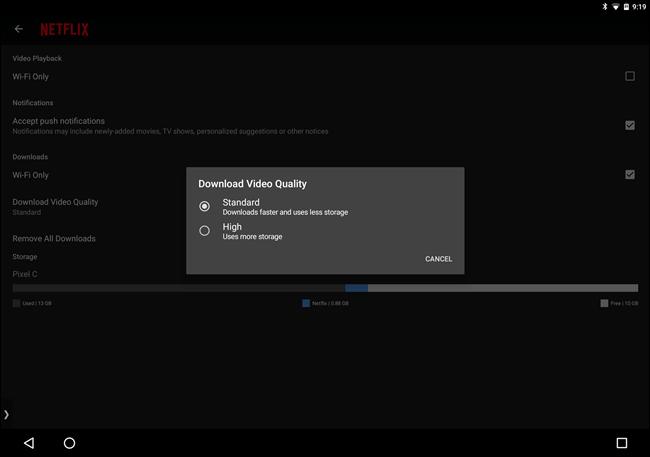 Netflix Offline 4