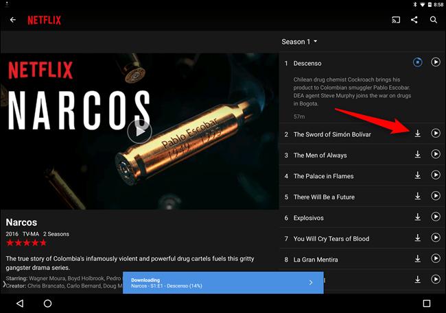 Netflix Offline 6