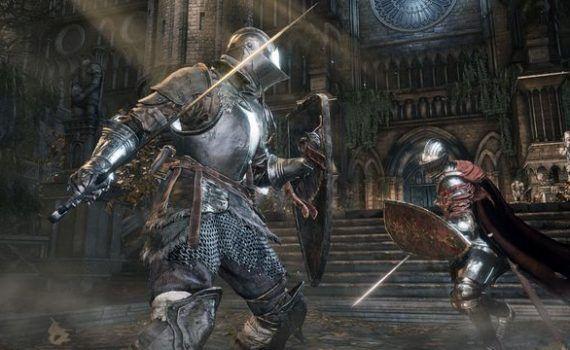 Dark Souls III PS4 Pro