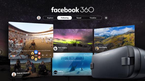 Facebook Live 360º