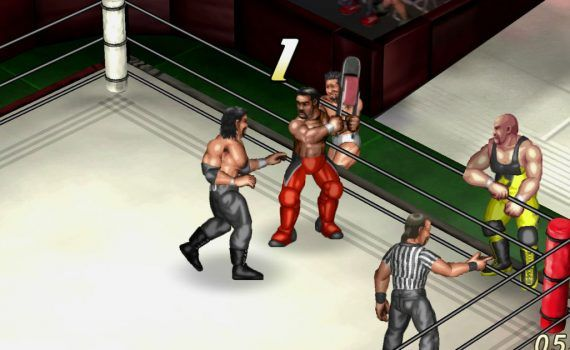 Fire Pro Wrestling World PS4 PC
