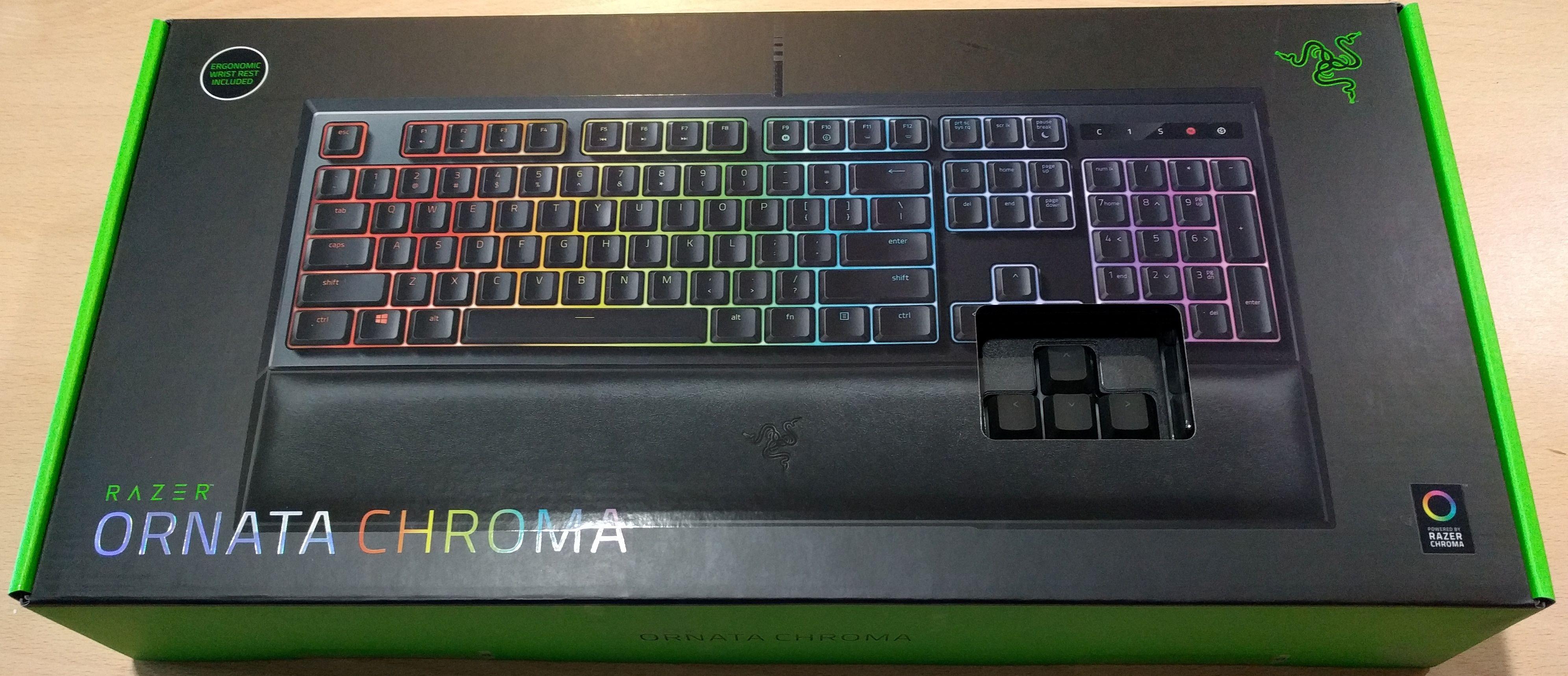 razer ornata chroma teclado gaming review p gina 2 de 5. Black Bedroom Furniture Sets. Home Design Ideas