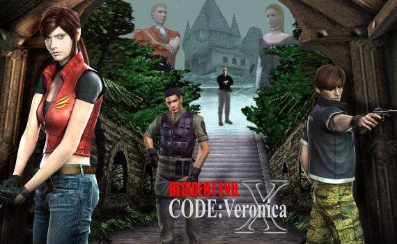 Resident Evil Code Veronica PS4
