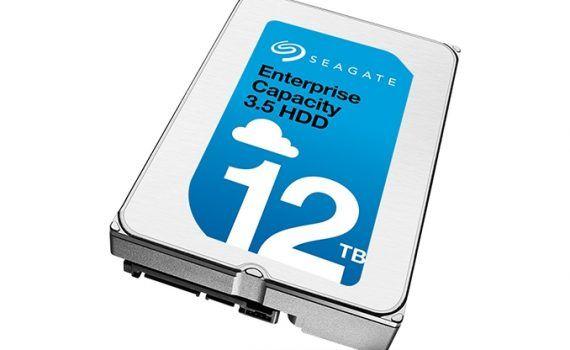 Seagate disco duro 12 TB