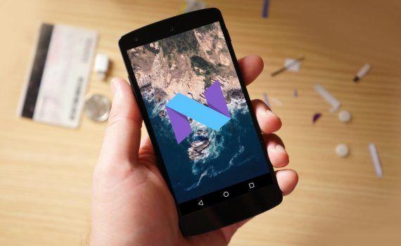 Android 7.1.2 Nougat novedades