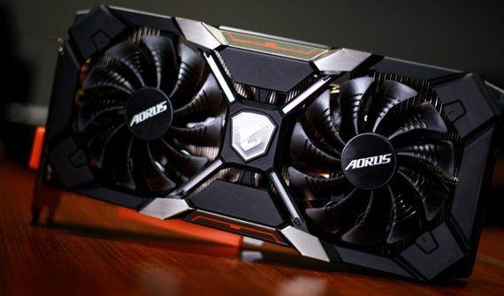 Aorus Radeon RX 580