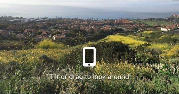 fotos de 360 grados en Facebook Portada 2