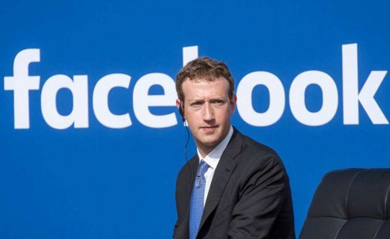 Mark Zuckerberg asesino Facebook