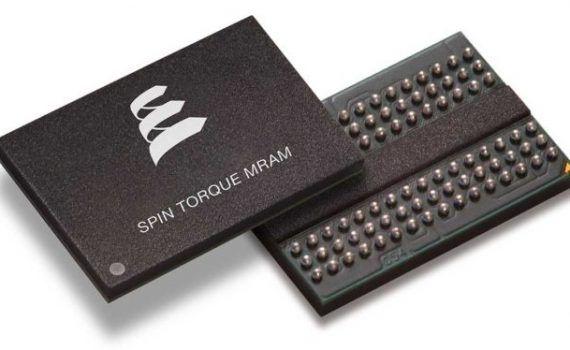 Memorias MRAM Samsung