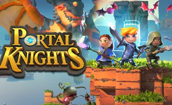 Portal Knights PS4 Xbox One