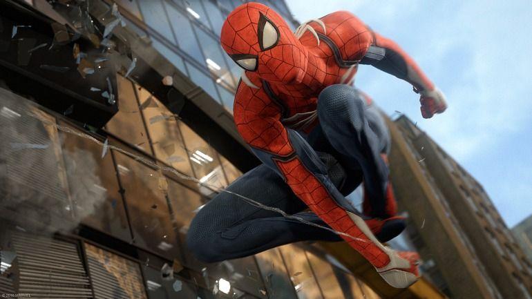 El juego de Spiderman para PS4 ser oficial en 2017 segn Marvel