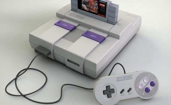 Super Nintendo Mini 2017