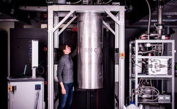 IBM procesadores cuánticos