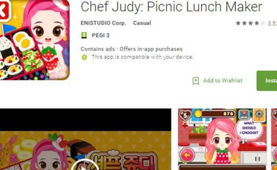 Judy virus Android
