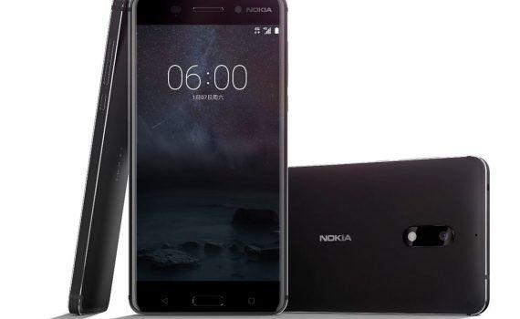 Móviles Nokia Android junio 2017