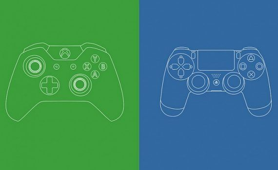 PS4 Xbox One crossplay