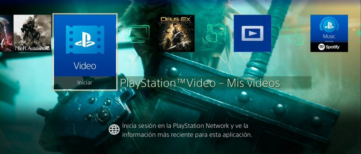 PlayStation 4 firmware 4.70