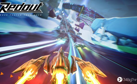 Redout PS4 Xbox One