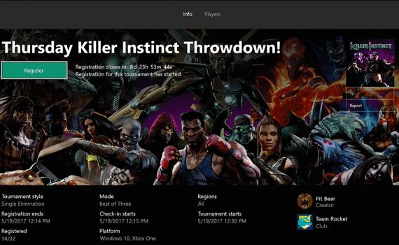 Xbox One actualización