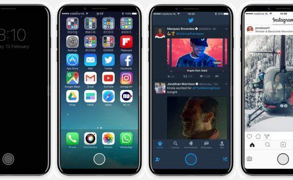 iPhone 8 memoria RAM