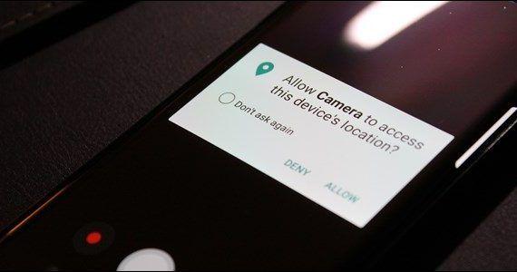 geoetiquetas Android