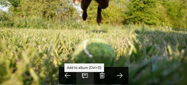 6ac044be71 Si pulsas sobre la opción de «compartir» el sistema de Windows 10 abrirá un  submenú para que puedas enviar la imagen por correo ...