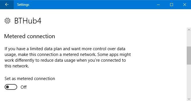 limitar el uso de datos y el ancho de banda
