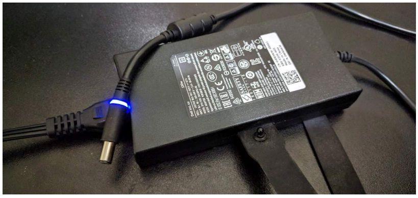 cargador de ordenador portátil