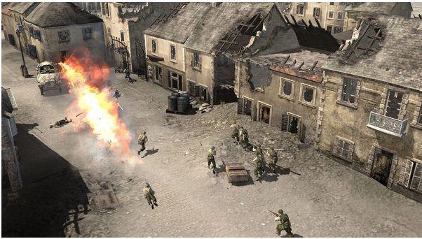Juegos De Estrategia Vive La Segunda Guerra Mundial Islabit