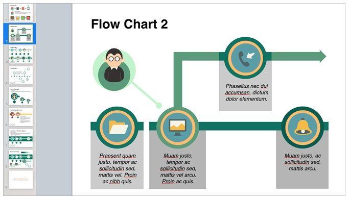 Scale todo el provecho a la plantillas gratuitas de keynote islabit necesitas una plantilla de diagrama de flujo para tu presentacin de keynote sta te ofrece varios estilos de diagramas de flujo para elegir para tu ccuart Image collections