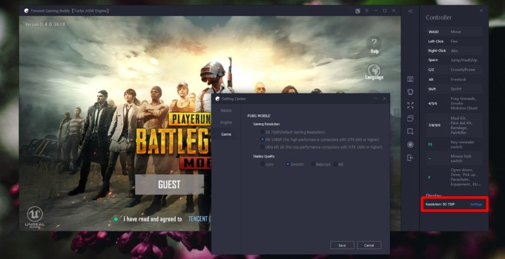 There Are Best Settings For Pubg Mobile Game: Aprende A Jugar PUBG Mobile En Tu Ordenador Con Windows 10
