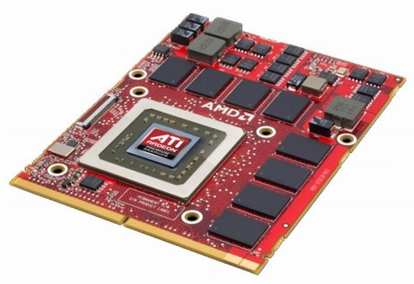 AMD Mobility Radeon HD 7000 Series