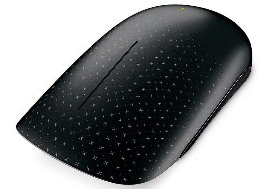 el Touch Mouse con gestos multitáctiles