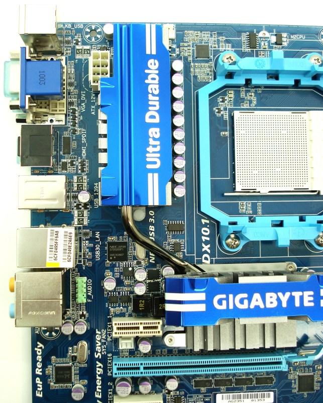 Review Placa Base GIGABYTE GA-890GPA-UD3H Rev1.0 al detalle - Página ...