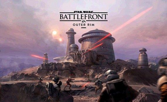 Borde Exterior DLC Star Wars Battlefront